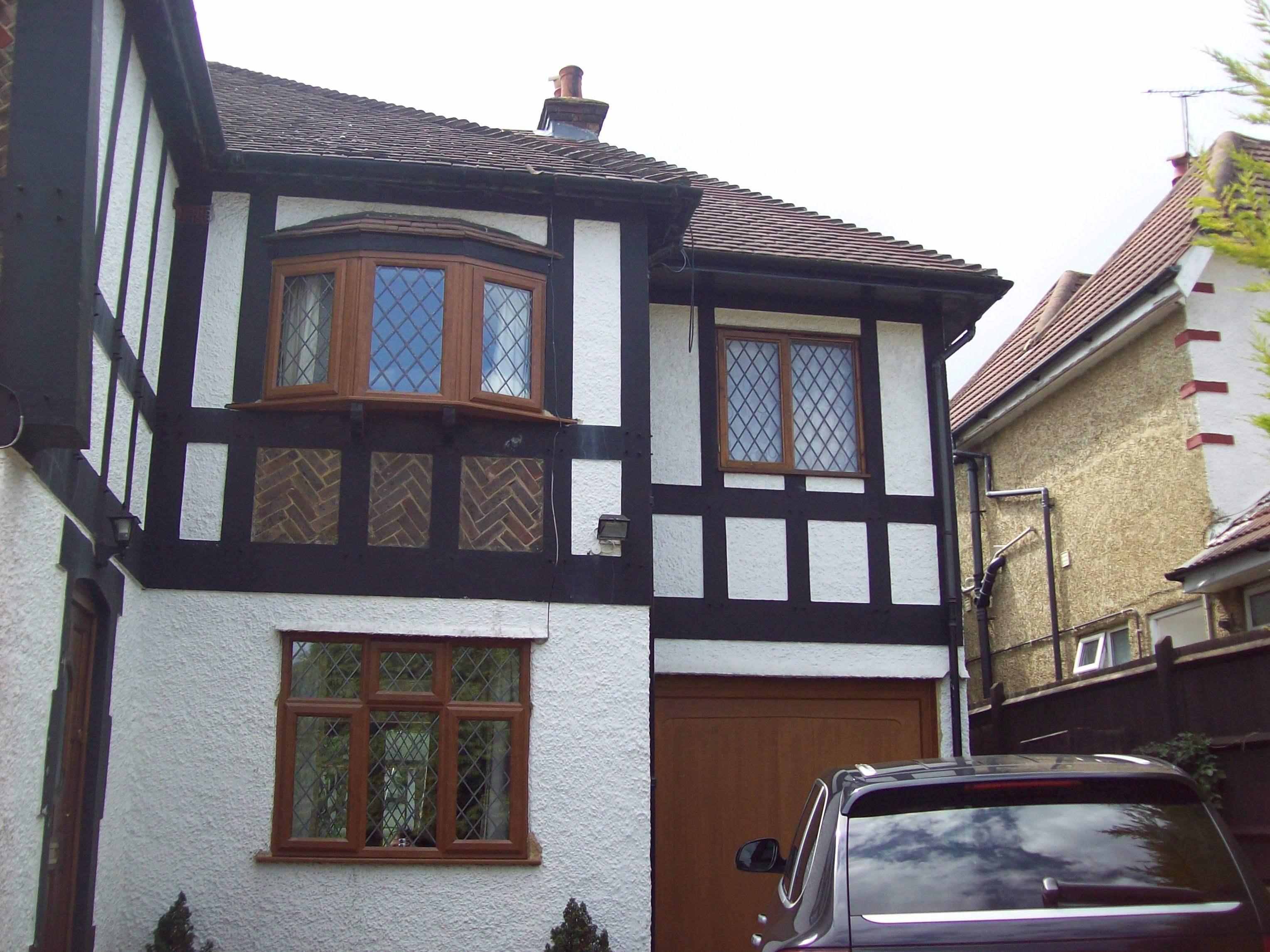 exterior decorating coulsdon